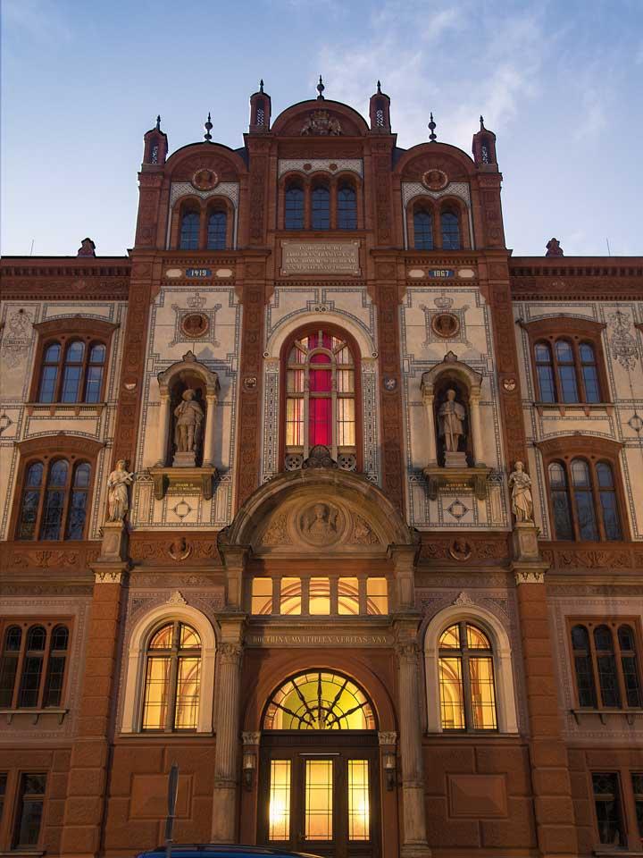 Universität - Universität Rostock